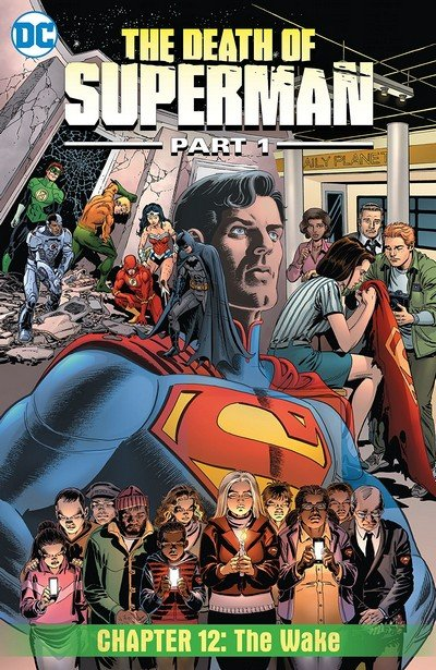 The Death of Superman, Part 1 #12 (2018)