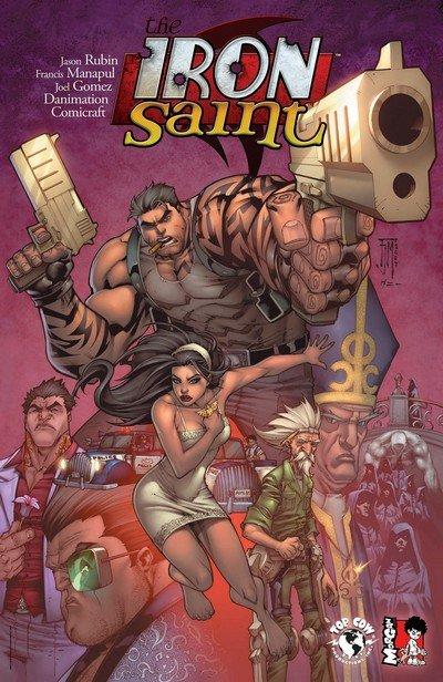 The Iron Saint Vol. 1 (TPB) (2010)