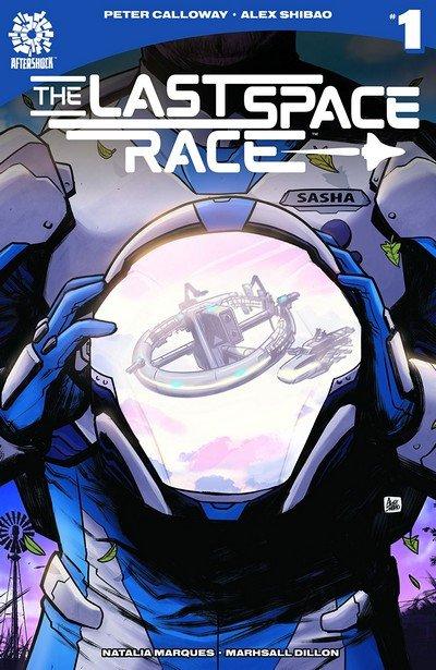 The Last Space Race #1 (2018)