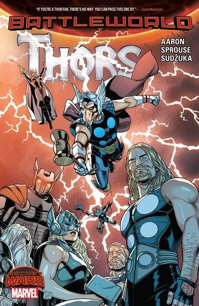 Thors (TPB) (2016)