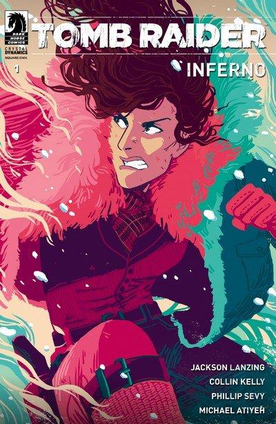 Tomb Raider – Inferno #1 – 4 (2018)