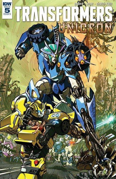 Transformers – Unicron #5 (2018)