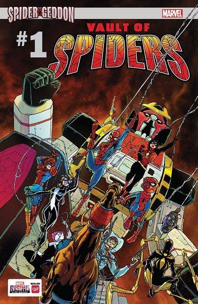 Vault Of Spiders #1 (2018)