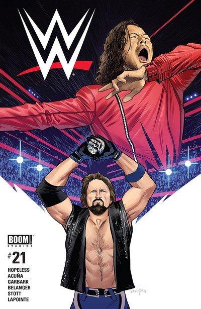 WWE #21 (2018)