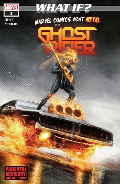 What If – Ghost Rider #1 (2018)