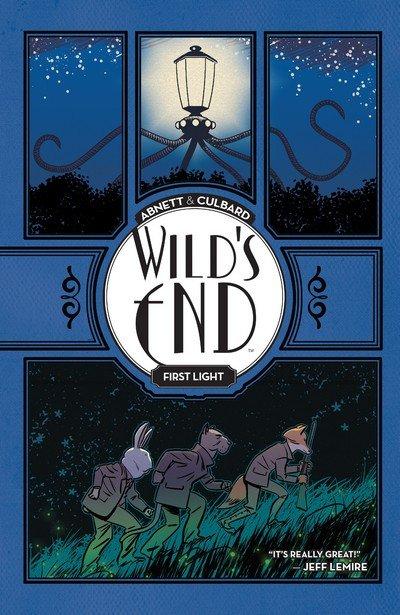 Wild's End Vol. 1 – 3 (TPB) (2016-2018)