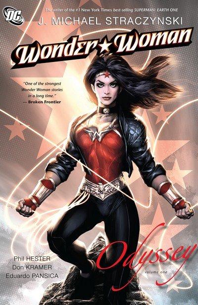 Wonder Woman – Odyssey Vol. 1 – 2 (TPB) (2011-2012)