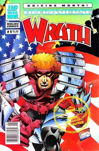 Wrath #1 – 9 (1994)