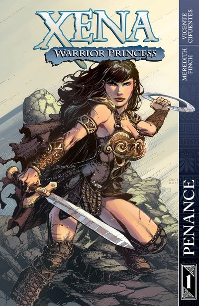 Xena – Warrior Princess Vol. 1 – Penance (TPB) (2018)