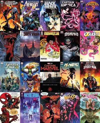 2018.11.14 Marvel Week+