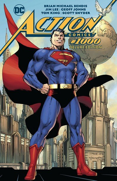 Action Comics #1000 – The Deluxe Edition (2018)