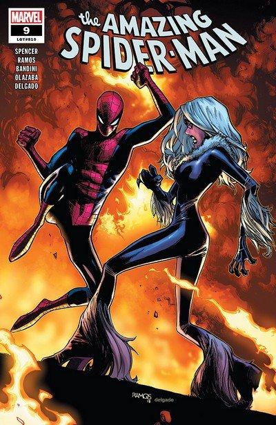 Amazing Spider-Man #9 (2018)