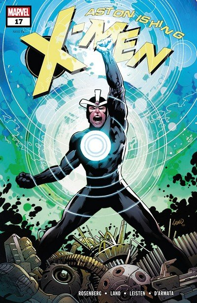 Astonishing X-Men #17 (2018)
