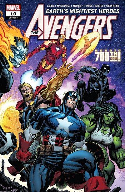 Avengers #10 (2018)