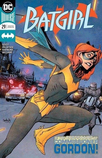 Batgirl #29 (2018)