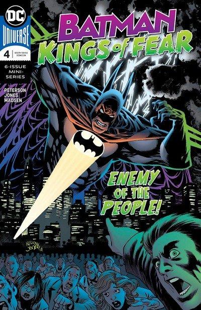 Batman – Kings Of Fear #4 (2018)