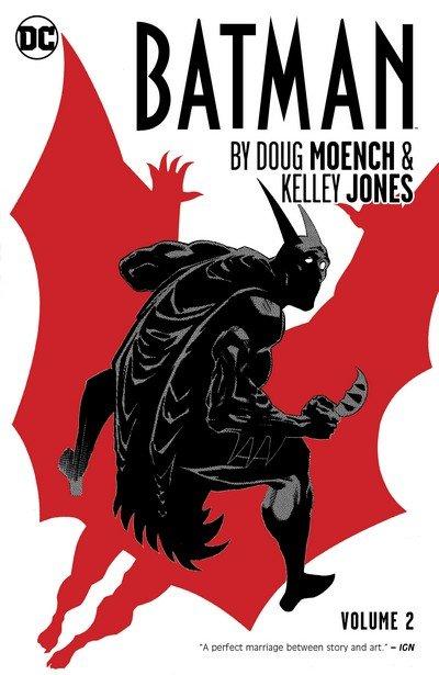 Batman by Doug Moench & Kelley Jones Vol. 2 (TPB) (2018)