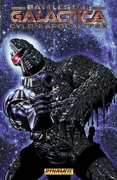 Battlestar Galactica – Cylon Apocalypse (TPB) (2007)