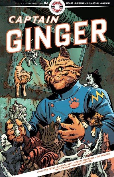 Captain Ginger #2 (2018)