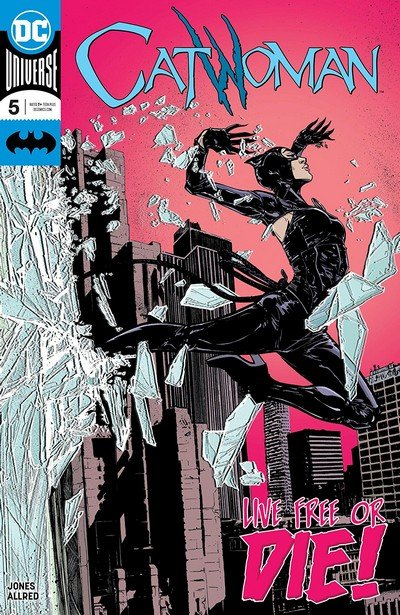 Catwoman #5 (2018)