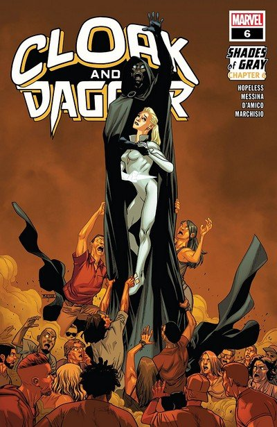 Cloak and Dagger #6 (2018)