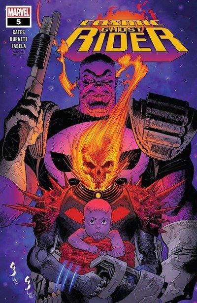 Cosmic Ghost Rider #5 (2018)