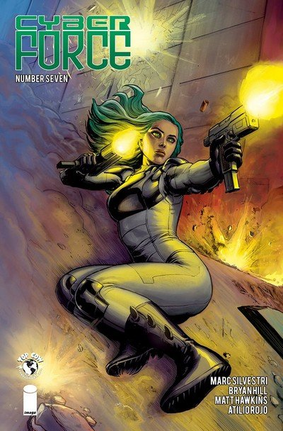 Cyber Force #7 (2018)