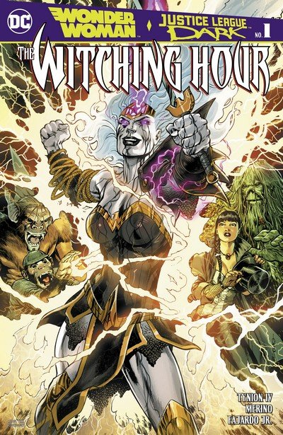 DC Comics – The Witching Hour (Story Arc) (2018)