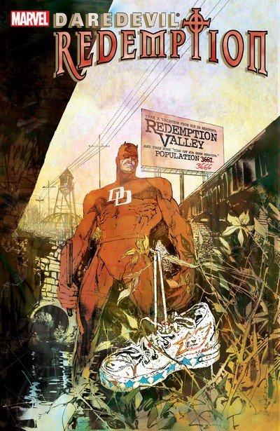 Daredevil – Redemption (TPB) (2005)