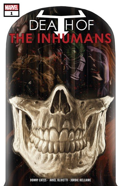 Death Of The Inhumans 001-005 (2018)
