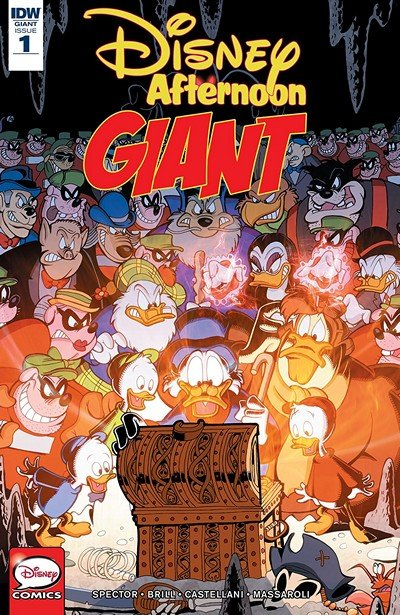 Disney Afternoon Giant #1 (2018)