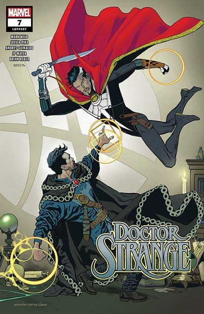 Doctor Strange #7 (2018)