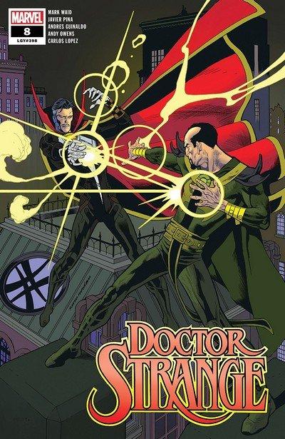 Doctor Strange #8 (2018)