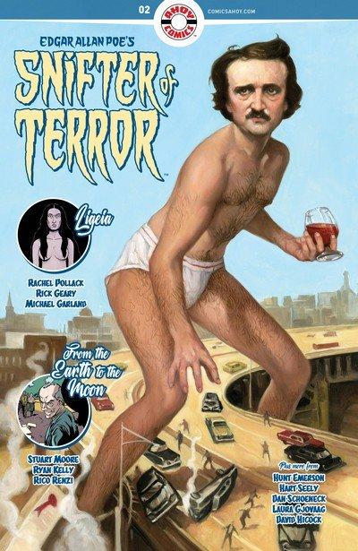 Edgar Allan Poe's Snifter Of Terror #2 (2018)
