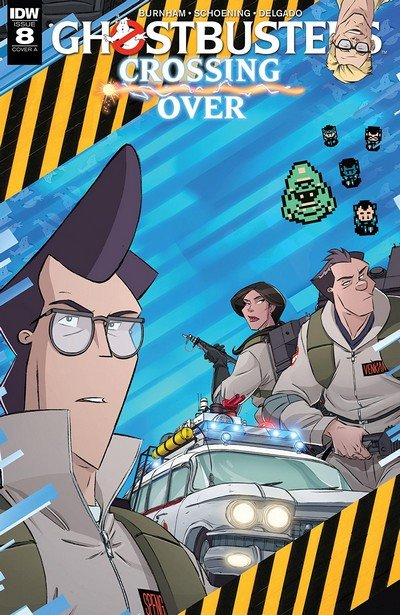 Ghostbusters – Crossing Over #8 (2018)