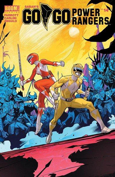 Go Go Power Rangers #14 (2018)