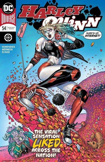 Harley Quinn #54 (2018)