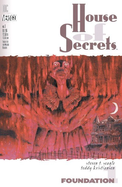 House of Secrets #1 – 25 (1996-1998)