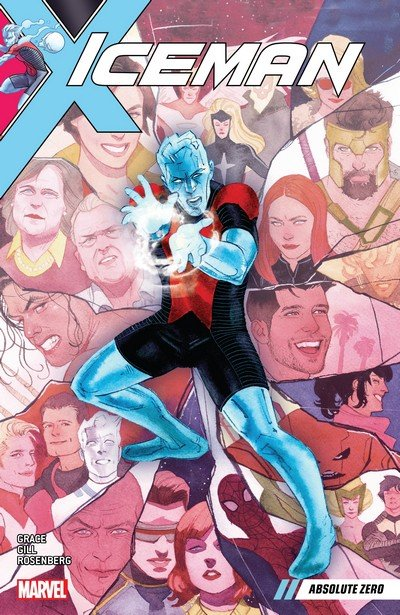 Iceman Vol. 2 – Absolute Zero (TPB) (2018)