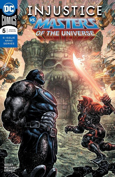 Injustice Vs. The Masters Of The Universe #5 (2018)