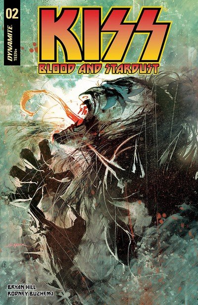 KISS – Blood And Stardust #2 (2018)