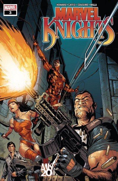 Marvel Knights – 20th #3 (2018)