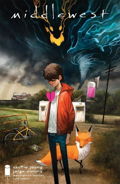 Middlewest #1 (2018)