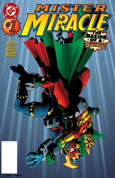 Mister Miracle Vol. 3 #1 – 7 (1996)