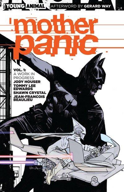 Mother Panic Vol. 1 – 2 (TPB) (2017-2018)