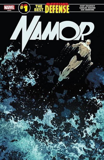Namor – The Best Defense #1 (2018)
