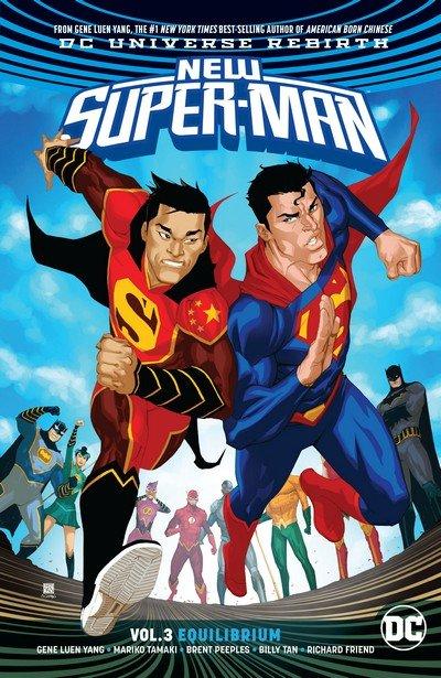New Super-Man Vol. 3 – Equilibrium (TPB) (2018)