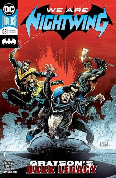 Nightwing #53 (2018)
