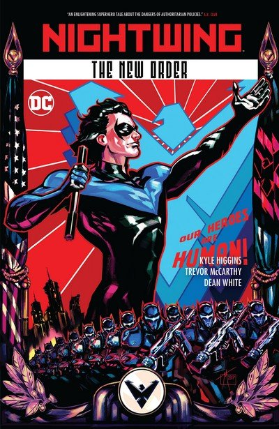 Nightwing – The New Order (TPB) (2018)