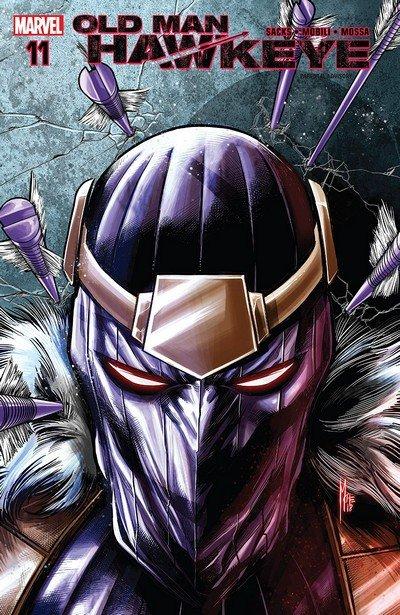 Old Man Hawkeye #11 (2018)